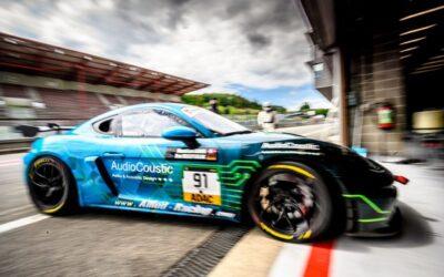 Klar til sportsvogns-debut i GT4 European Series