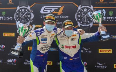 Ny GT4-sejr på Misano World Circuit