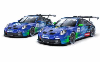 Bastian Buus annoncerer vild 2-årig kontrakt med Porsche team