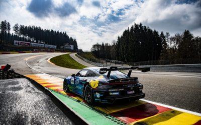 Stærk sæsonstart for Bastian Buus i Porsche Carrera Cup Deutschland