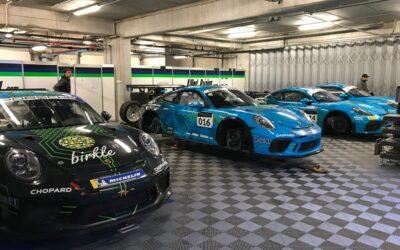 En oplevelse for livet, i en Porsche