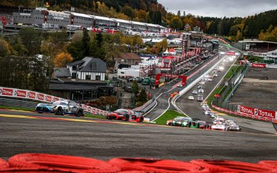 Kæmpe chance for Bastian Buus: Stiller op til 24-timersløb med verdenskendt Porsche-kører