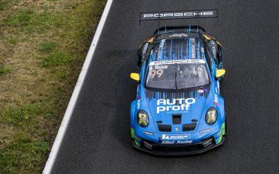 Bastian Buus vil udbygge rookie-føring på Monza