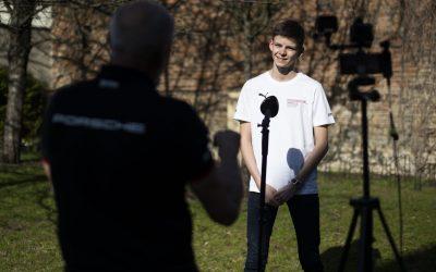 Bastian Buus inden debut i 24-timersløb på Spa-Francorchamps: En kæmpe udfordring